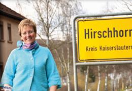Listenplatz 36 61 Jahre, Freie Handelsvertreterin Wohnt in: Hirschhorn